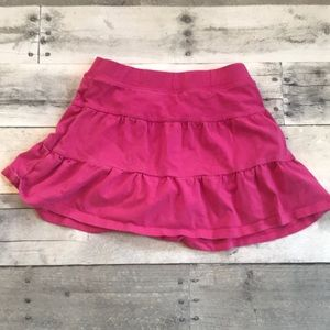 Girls Pink The Children's Place Skirt Size 6X